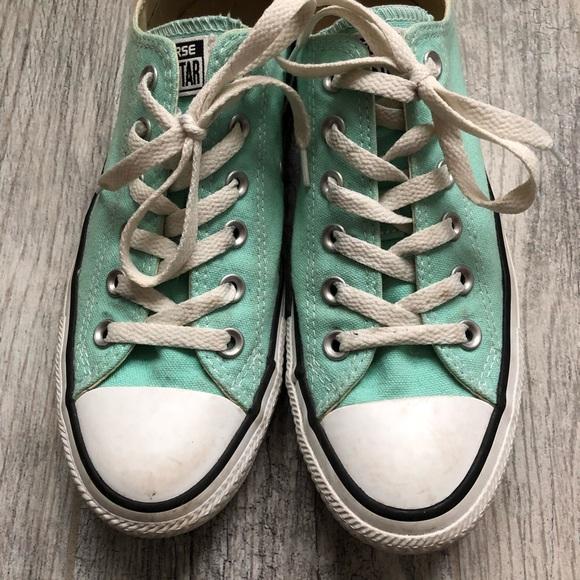 af9bbb44b0b274 Converse Shoes - Converse Chuck Taylor All Star Sneakers  Aqua